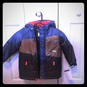 Boys OshKosh 4-in-1 Coat